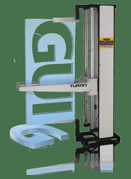 foam sign cutter