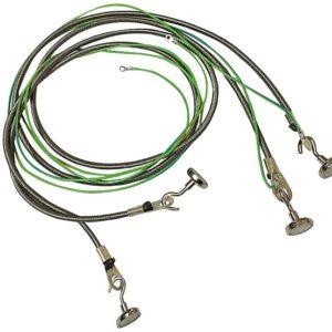 static charge eliminating fiber kit