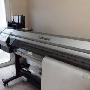 roland fp-740 dye sublimation printer